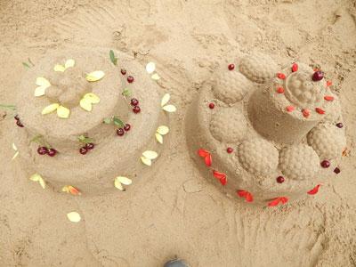 игры на пляже с детьми 4 года