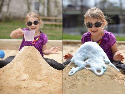 игры на пляже с ребенком 6 лет