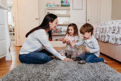 Как говорить с ребенком о деньгах в 6 лет