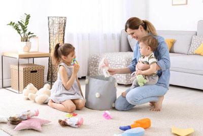 как мотивировать ребенка делать уборку 3