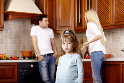 как выстроить отношения с детьми мужа от первого брака
