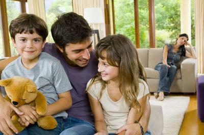 как наладить контакт с детьми мужа от первого брака