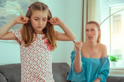 как правильнов ести себя с детьми мужа от первого брака