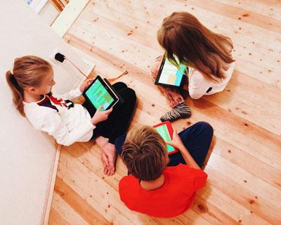 Как отвлечь ребенка от телефона и компьютера