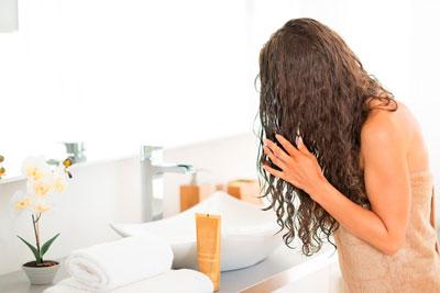 как правильно мыть голову длинные волосы