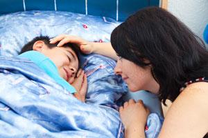 как приучить ребенка спать отдельно в 4 года