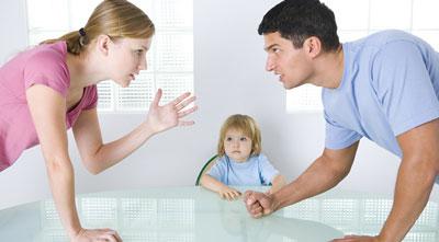 как рассказать ребенку про развод