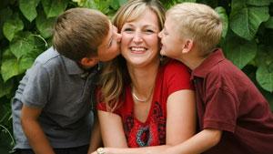 как стать хорошщей мамой для сына
