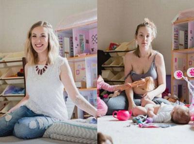 как стать спокойной и уравновешенной мамой