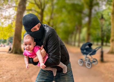 почему детей похищают на улицах