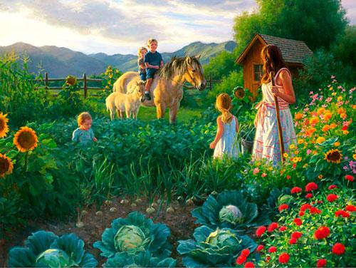 Стихи про месяца лета для детей 5-7 лет