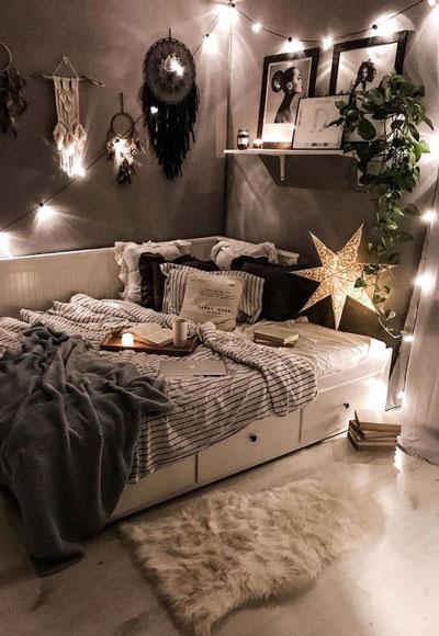 как оформить комнату девушки подростка в современном стиле 4