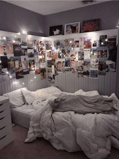 как оформить комнату девушки подростка в современном стиле 3