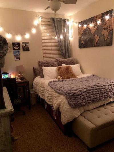 как оформить комнату девушки подростка в современном стиле