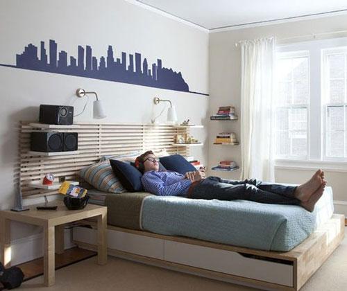 как оформить комнату девушки подростка в современном стиле 7