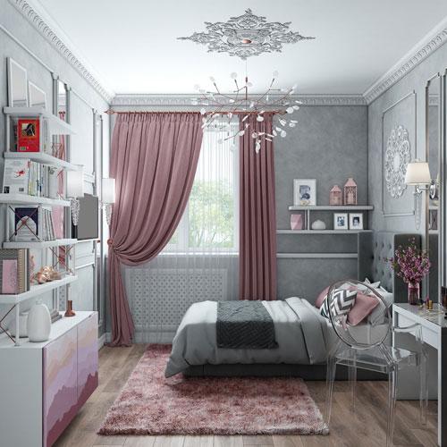 спальня подростка 10