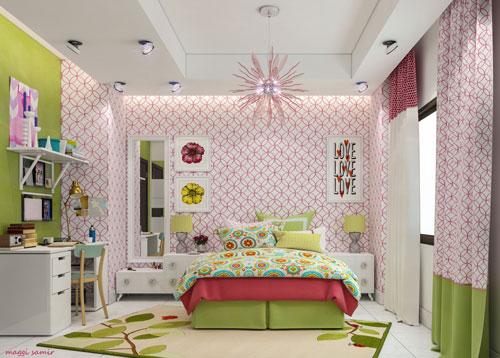 дизайн спальни подростка с фото 4