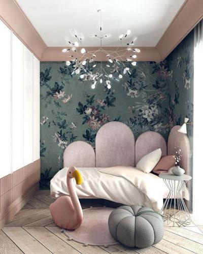 Спальня в современном стиле для подростка