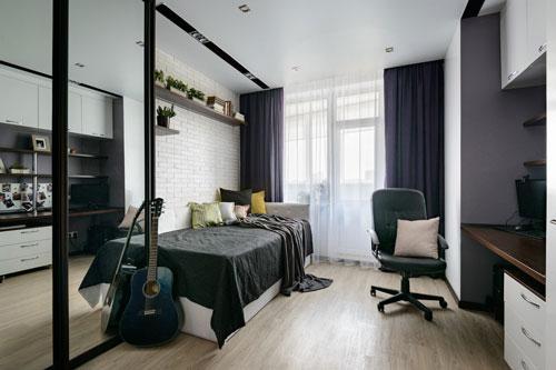 дизайн спальни подростка с фото 7
