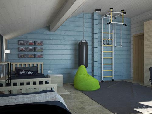 дизайн спальни подростка с фото 10