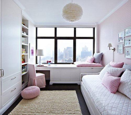 цвета в спальне современного подростка 3