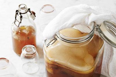 Уход за чайным грибом в домашних условиях