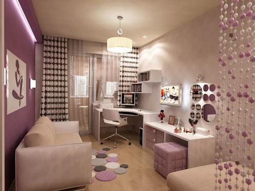 мебель для детской комнаты девочке подростку