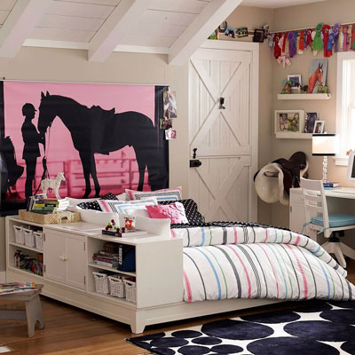 интерьер детской комнаты девочке подростку