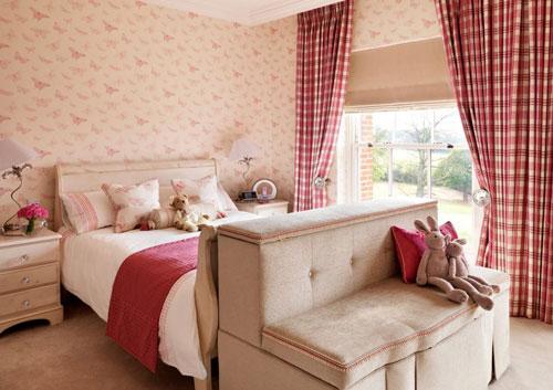 детская комната для двоих девочек подростков