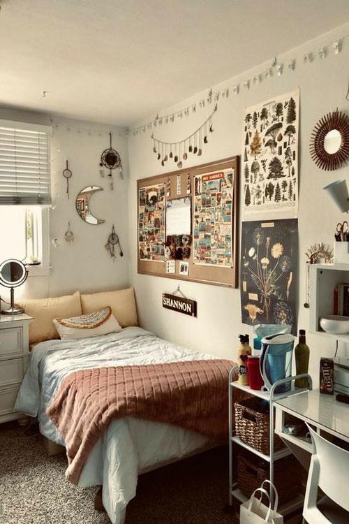 комнаты с подсветкой для подростков девочек