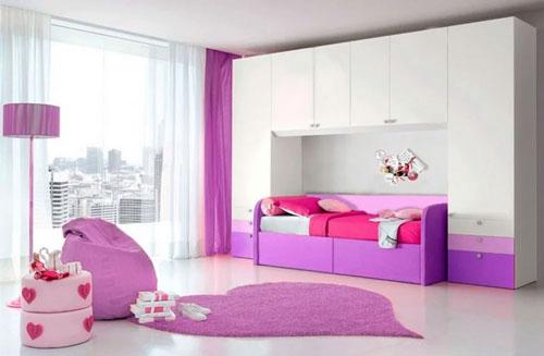 комната для подростка девочки 14 лет