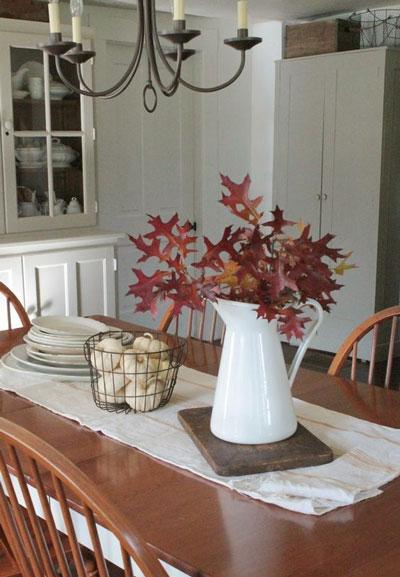 как оформить дом осенью легко своими руками 13