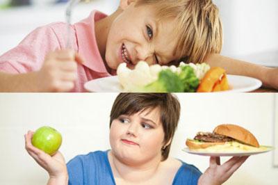 как похудеть детям 10-11 лет