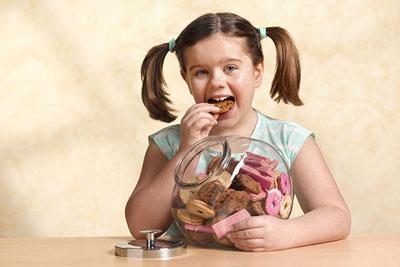 как похудеть ребенку 10 лет за неделю