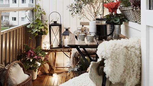 Как украсить дом осенью легко 4
