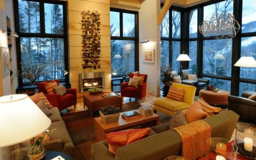 Как украсить дом осенью для уюта 2