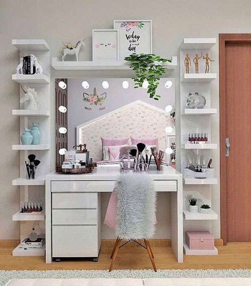 комната для подростка девочки 11 лет дизайн
