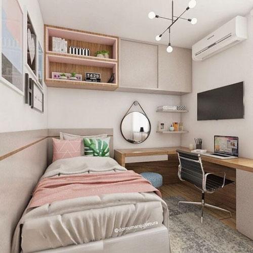 комнаты девочек подростков реальные