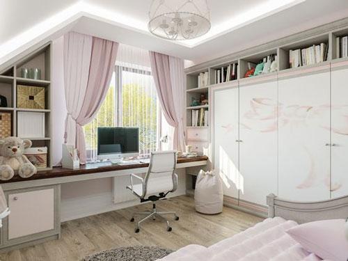 дизайн комнаты для подростков мальчика и девочки