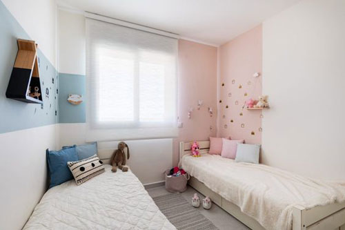 комната мальчик девочка фото