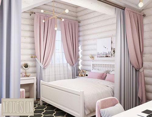 планировка комнаты для девочки подростка