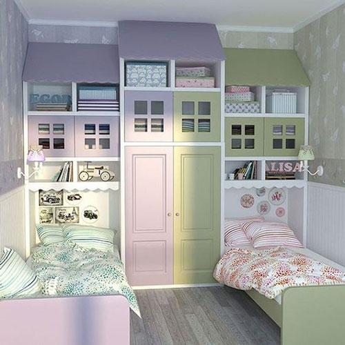 комната для мальчика и девочки 12