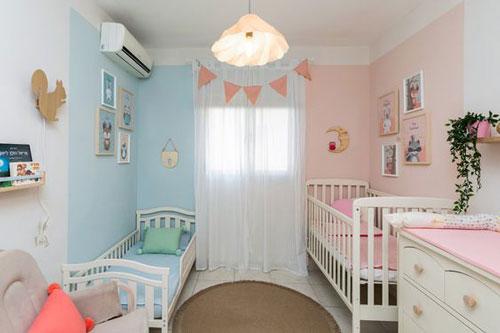 разделение комнаты +для мальчика и девочки