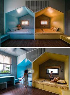 интерьеры комнаты мальчик девочка