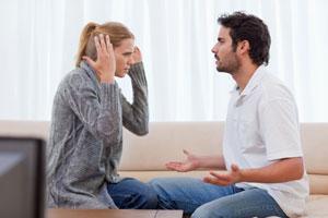 кризис семейных отношений жены и мужа