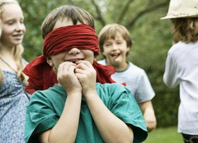 Летние игры на свежем воздухе для детей 8 лет
