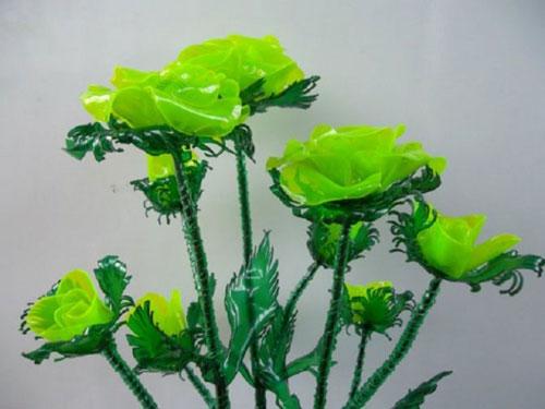 Летние поделки цветы своими руками 2