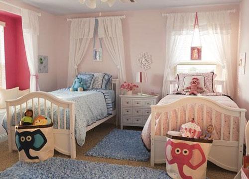 дизайн детской комнаты +для мальчика и девочки 3