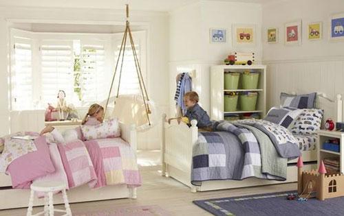 дизайн детской комнаты +для мальчика и девочки 2
