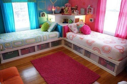 обои для комнаты мальчика и девочки 3